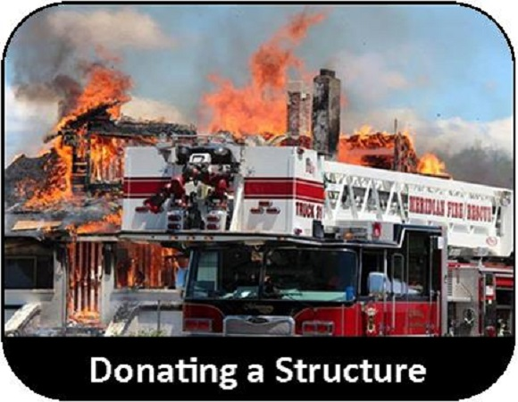 Donating a structure