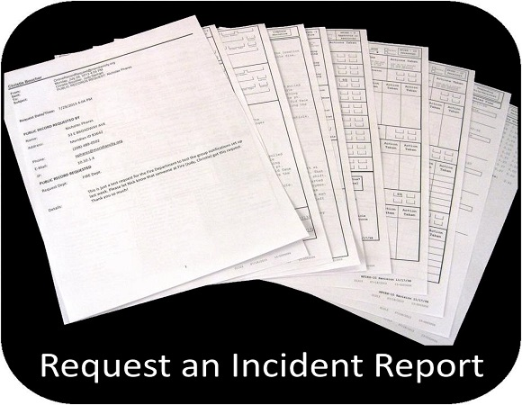 Incident Report Request