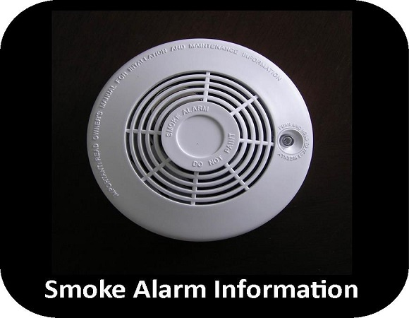 Smoke Alarm Information