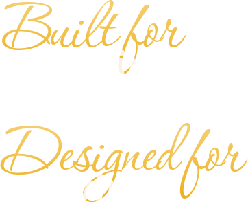 Built for business - Designed for living