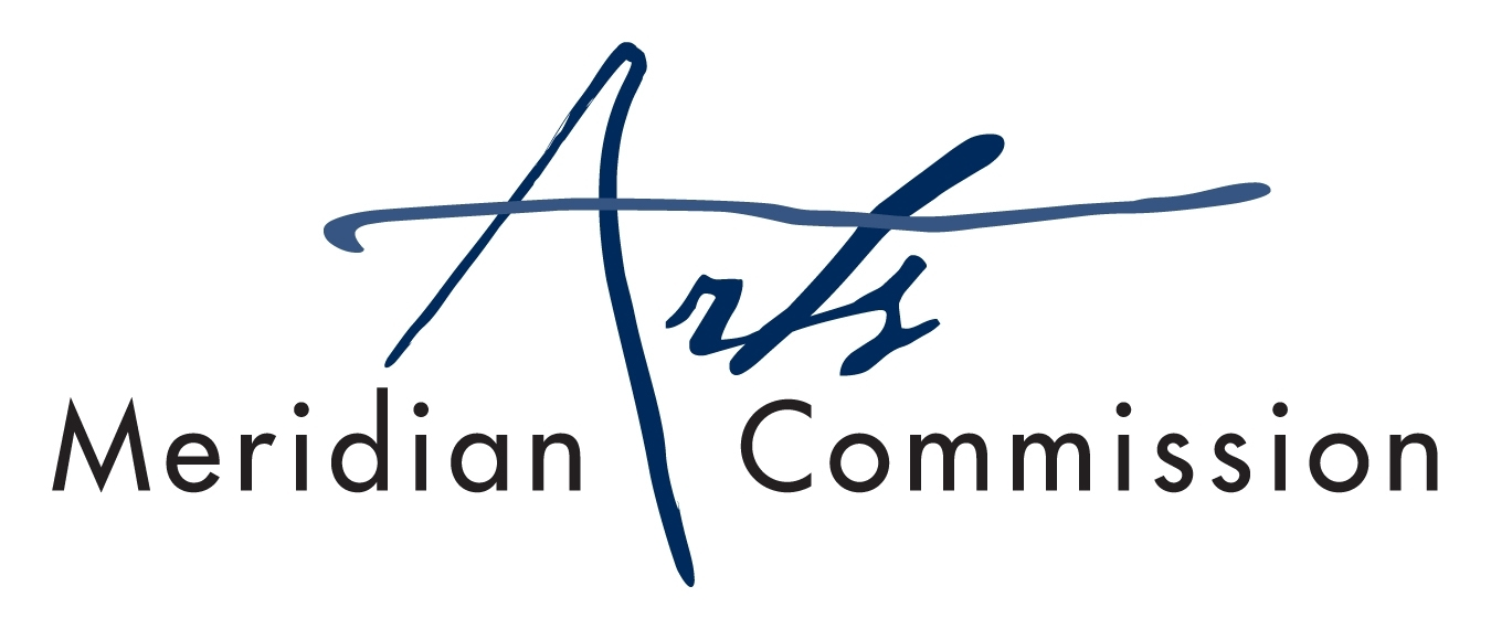 Meridian Arts Commission logo