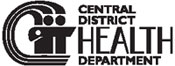 Central District Health Department logo