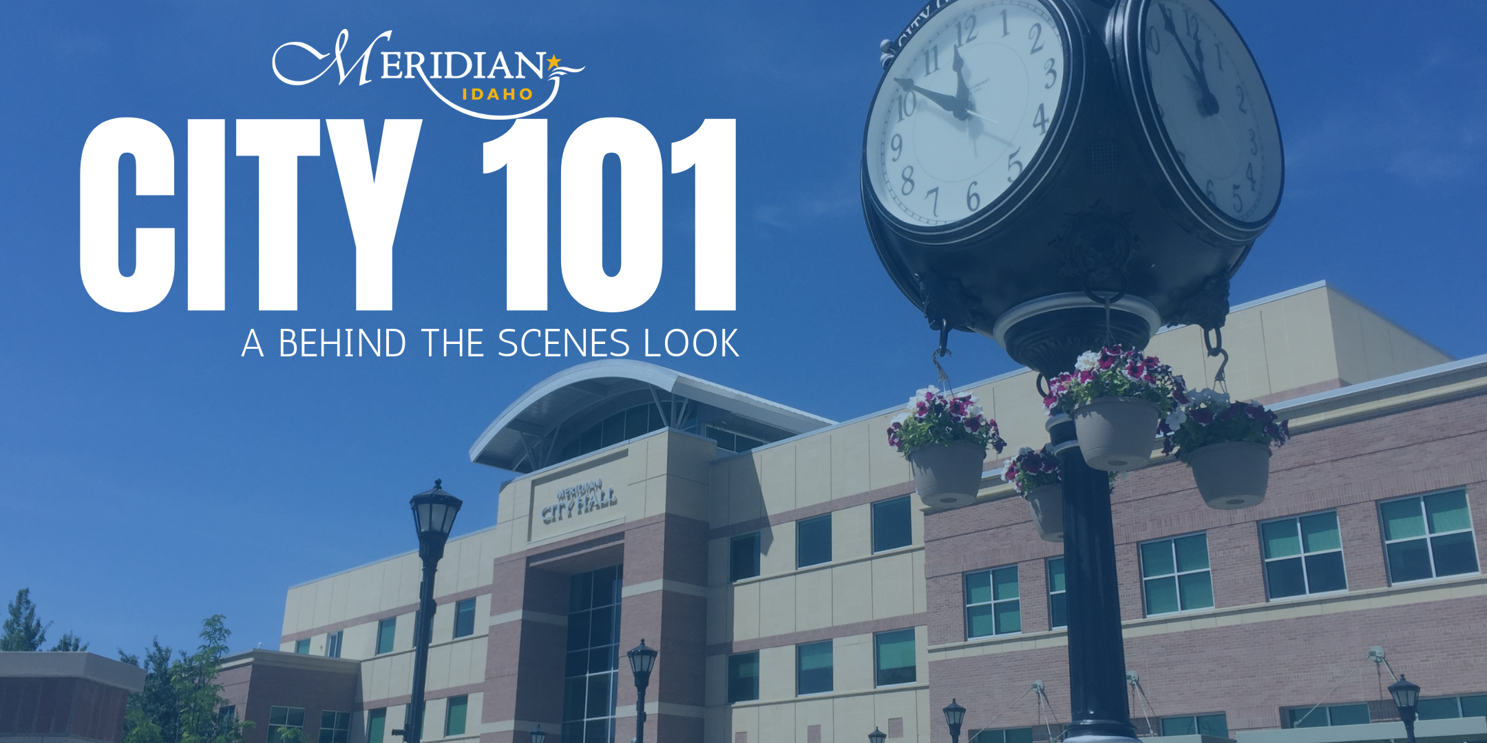City 101 - Go Behind the Scenes of Your City