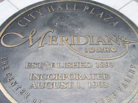 commemorative coin at City Hall Plaza