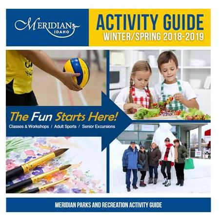 Winter Activity Guide Cover