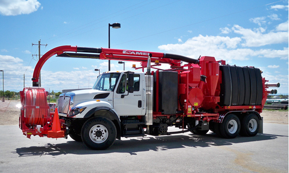 Vactor Cleaning Truck